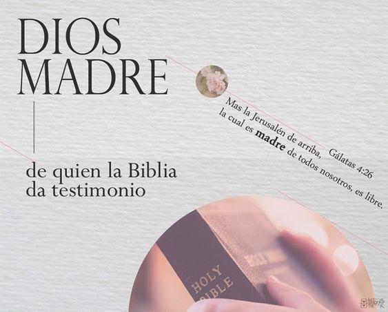Dios Madre(la Madre celestial)- oblicuidad